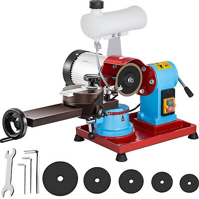 370W Saw Blade Sharpener Water Injection Grinder 125mm Circular Chainsaw