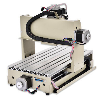USA! 4 AXIS 3020 CNC Router Metal-,Metalworking Engraver Machine 3D CARVING 300W