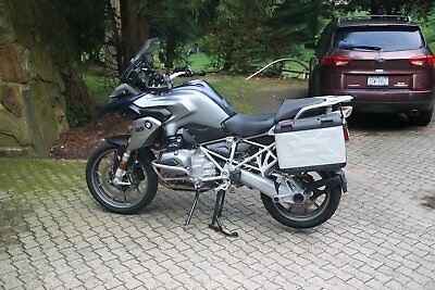 2015 BMW R-Series  2015 BMW R1200GS motorcycle 2.5 BITCOIN ACCEPTED!!