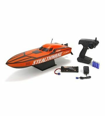 Pro Boat Stealthwake 23-inch Deep-V Electric RTR RC Boat COMPLETE COMBO, FREE SH