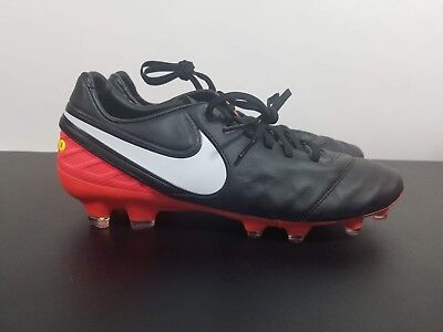 meet 07685 6e176 ... clearance nike tiempo legacy ii fg soccer cleat 819218 018 magista  mercurial vapor sz 8.5 25326