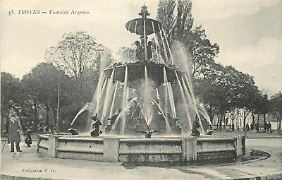 10 troyes fontaine argence