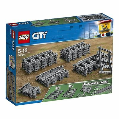 Binari Lego City 60205 (G0102)