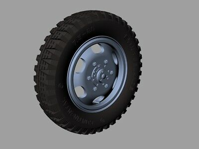 """Panzer Art 1//35 Road Wheels for US M26 /""""Dragon Wagon/"""" Armored Tractor RE35-073"""