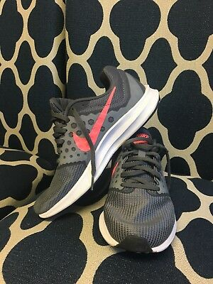 a53dc67f365f Women s NIKE DOWNSHIFTER 7 Gray+Pink Casual Athletic Running Sneakers Shoes  7.5