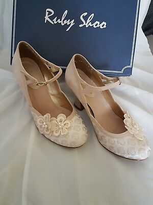Ruby Shoes Ivory Gr.37