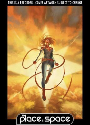 (Wk47) The Life Of Captain Marvel #5A - Preorder 21St Nov