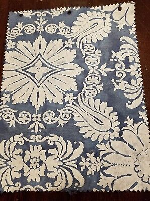 Fortuny Fabric - Impero - Blue/Pale Gray - Beautiful
