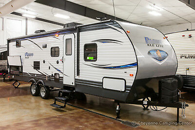 New 2019 XLE Lite 27RBQC Bunkhouse Travel Trailer with Bunks & Outdoor Kitchen