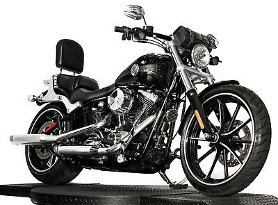 2013 Harley-Davidson Softail  2013 Harley Davidson Softail Breakout Break Out FXSB Freedom Exhaust Many Extras