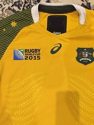 Wallaby Rugby World Cup, Players Jersey