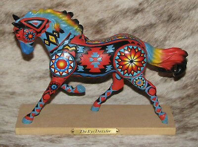 TRAIL OF PAINTED PONIES The Eye Dazzler 1E/166~Navajo Geometric Bold Designs~