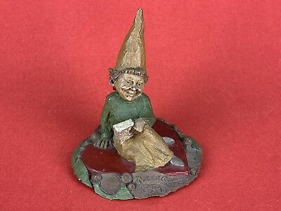 Thomas Clark Gnomes Figure - Queen Of Hearts