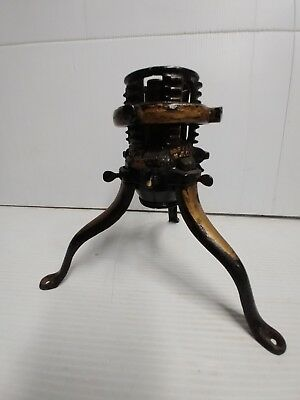Vintage Cast Iron Christmas Tree Stand North Bros Mfg.  Philadelphia