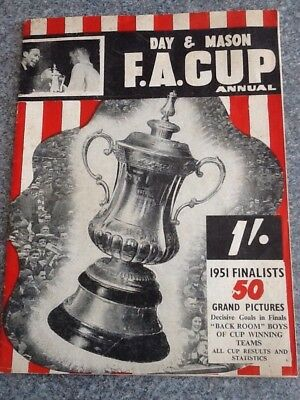 Newcastle Utd v Blackpool - Story of the 1951 FA Cup Final (Day & Mason)