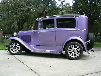 1930 Ford Crown Victoria  1930 Ford hotrod