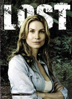 Lost Official Magazine - Elizabeth Mitchell Limited Edition Variant Cover #10B