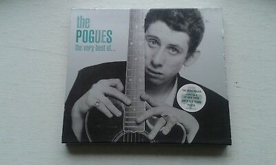 the pogues the very best of cd dirty old town, fairytale of new york, fista etc.