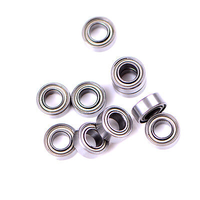 20pcs MR105ZZ L-1050 MR105 deep groove ball bearing 5x10x4 mm miniature C4O mZ