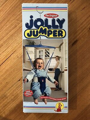 Jolly Jumper In Near New Condition