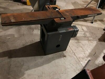 "Delta Rockwell 8"" jointer.  37-315 missing the fence"