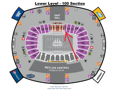 Texans@NY Jets-HEY JETS FANS! Amazing Lower Level Seats!!!-MetLife Stad