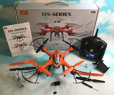 Holy Stone HS130 Quadcopter FPV Adjustable Camera Altitude Hold VR Compatible