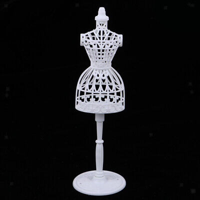 1/6 Doll Display Holder Dress Clothes Gown Mannequin Model Stand Support