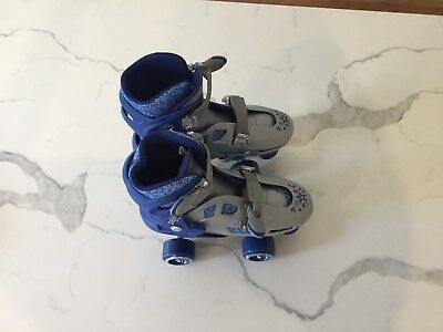 Starfire kids adjustable roller skates Size 3-6