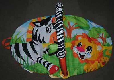 Infantino Baby Play Mat Gym Colorful with toys and mat