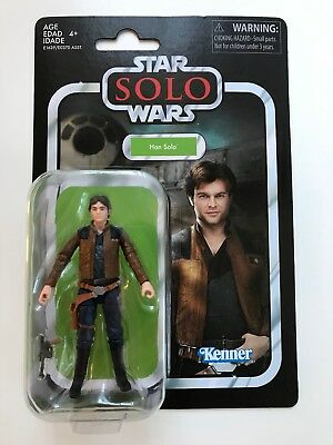 Star Wars The Vintage Collection TVC 124, Han Solo, MOC Casefresh