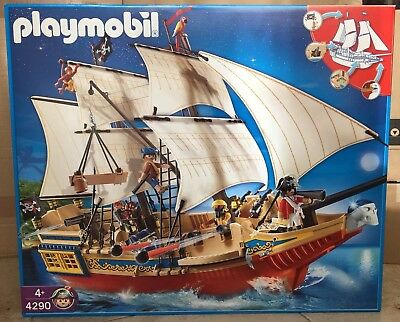 Playmobil Piratenschiff 4290 Santa Diabolo