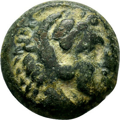 Kingdom of Macedon. Alexander III, the Great, c. 336-323 BC. AE 17.