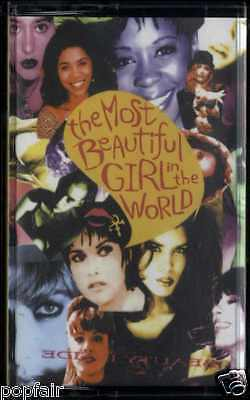 Prince - The Most Beautiful Girl In The World 1994 Uk Cassingle
