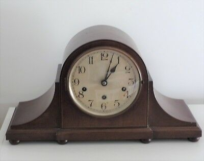 Vintage Kienzle Westminster Chime Mantle Clock