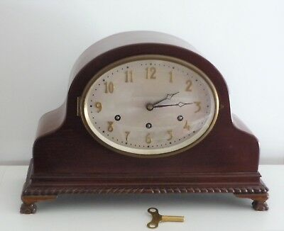 Art Deco 1930 Westminster Chime Mantle Clock