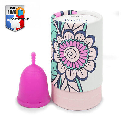 DoctiCup - Coupe Menstruelle - Silicone Médical Hypoallergénique - Made in...