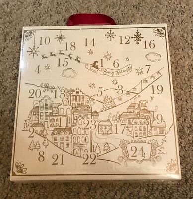 BN Sealed H&M Jewellery Advent Calendar Christmas Gift Necklace Earrings