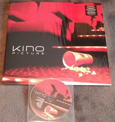 Kino / Picture (Re-issue 2017) - 2 x 180g Vinyl+CD - Gatefold - Inside Out - NEU