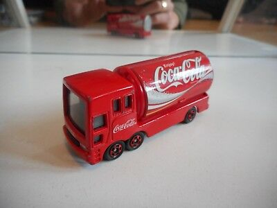 "Tomica Event Truck ""Coca COla"" in Red (Made in China)"