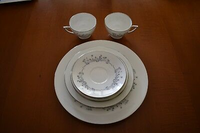 Minton Pandora S-693 (2) 5-piece place settings  more available