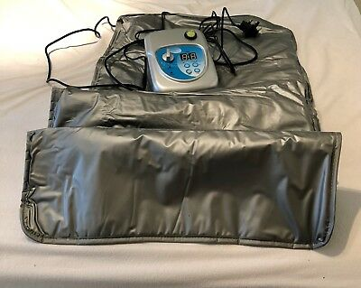 Professional Thermo Control Heated Blanket