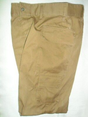 Israeli Army Idf Pants Zahal MILITARY Covered Buttons, Golani Trousers. Israel