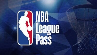 NBA League Pass International - 1 Year Warranty - Instant Delivery - RRP £184.99