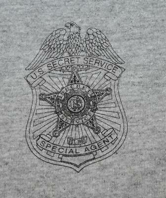 United States Secret Service USSS Insignia Polo Shirt - LARGE