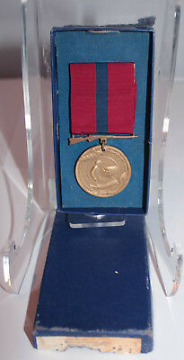 U.S. Marine Corps Good Conduct Medal Original Full Size Very Good Condition