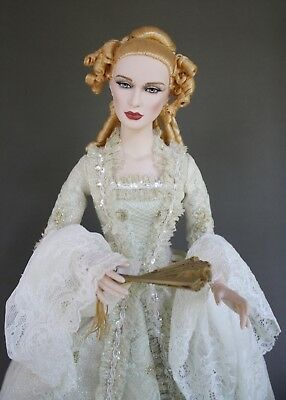 """Tonner 22"""" American Model  """"Belle Dame"""" 25th Anniversary Convention LE 100  MIB"""