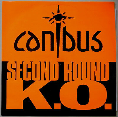 "12"" Uk**canibus - Second Round K.o. (Universal Records '98)***19566"