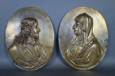 French 17 th Century Bronze Reliefs