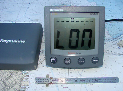 Raymarine ST60 MULTI INSTRUMENT wCOVER-A22003-12 Photos-SeaTalk-NMEA-BEAUTY-L@@K